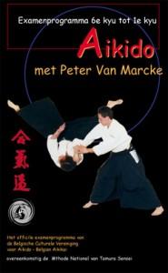 cover video Aikido examenprogramma met Peter Van Marcke